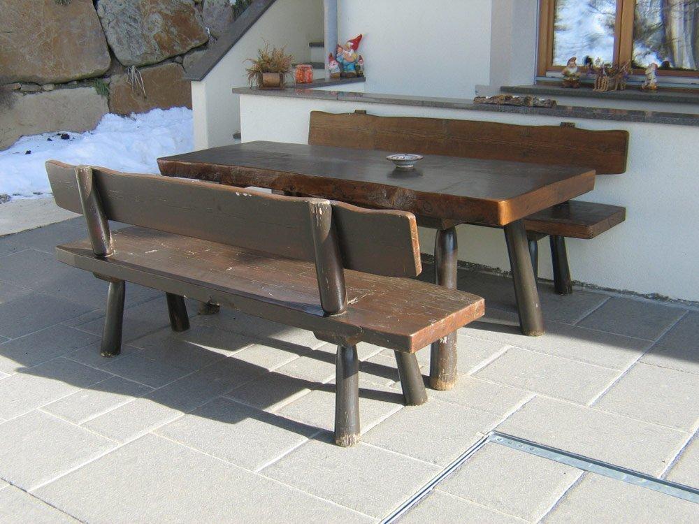 Gartenm bel vom tischler besonderes ambiente im for Ballard progetta mobili da giardino